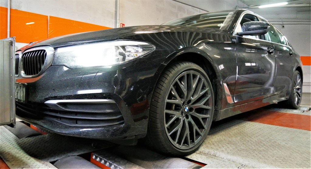 chip tuning bmw g30 518d