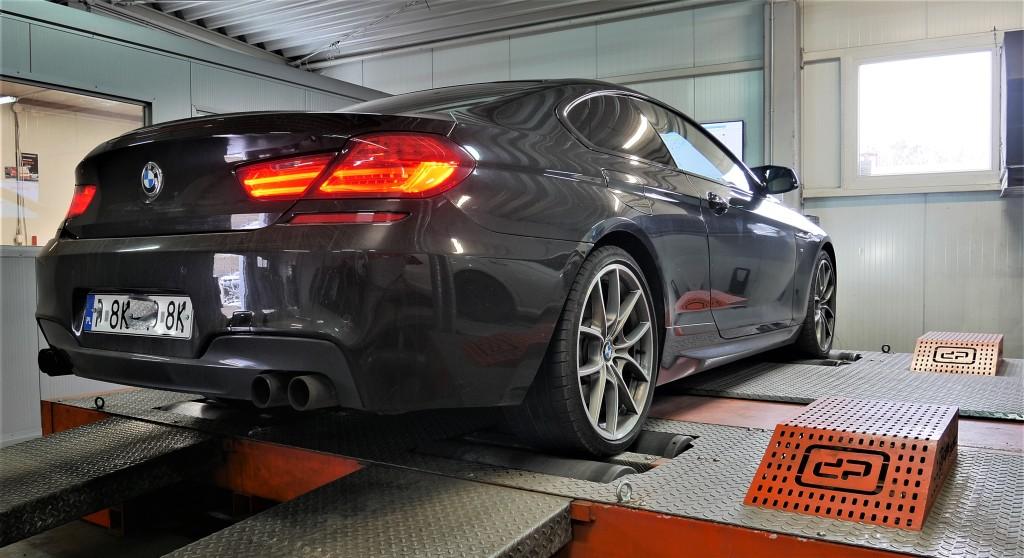 Chip Tuning BMW 650i 449KM TC-PERFORMANCE