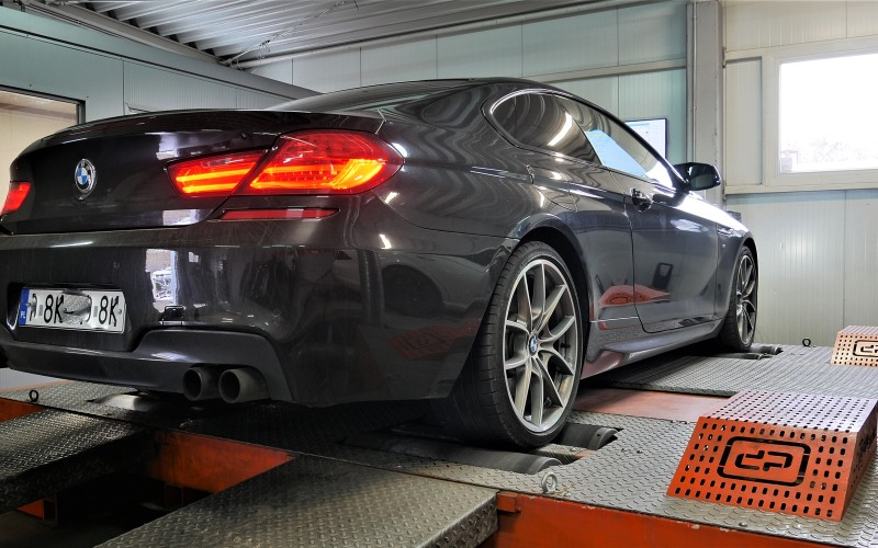 CHIP TUNING BMW 650i 407KM – STAGE 1 TUNING