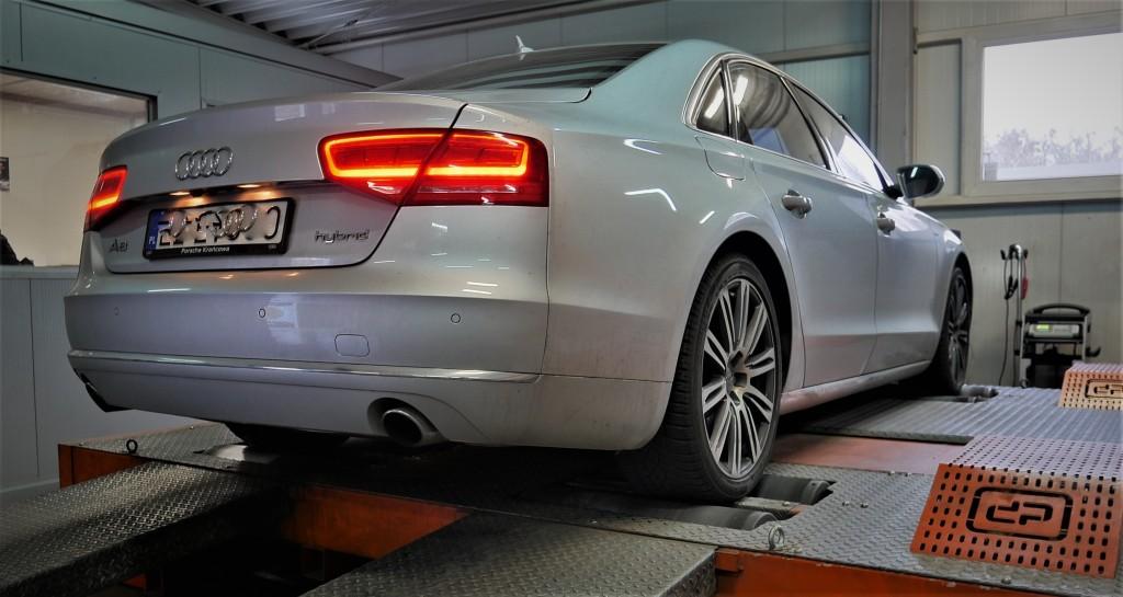 Chiptuning Audi A8 HYBRID