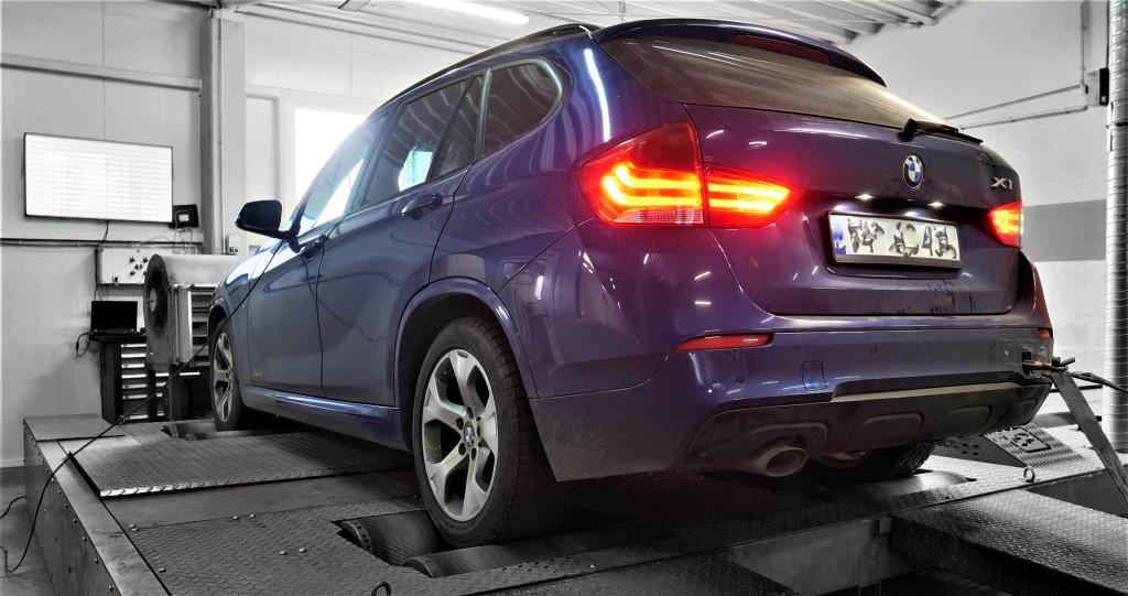 Chiptuning BMW X1 25d