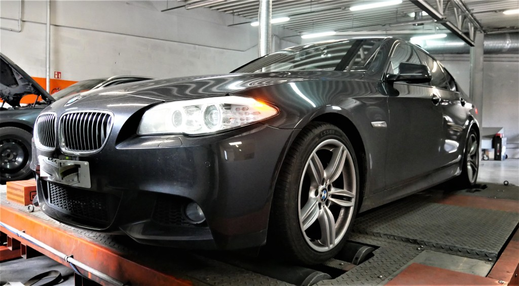 Chip tuning BMW F10 530D 258KM.JPG