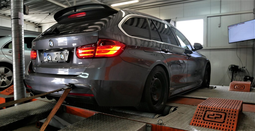 Chip tuning BMW F31 330D 258KM