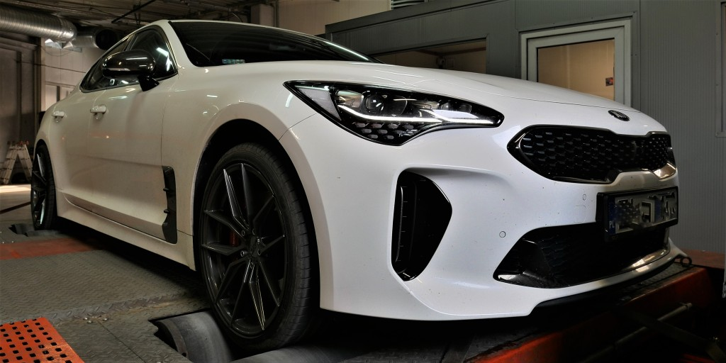 Chip Tuning KIA Stinger 3.3T