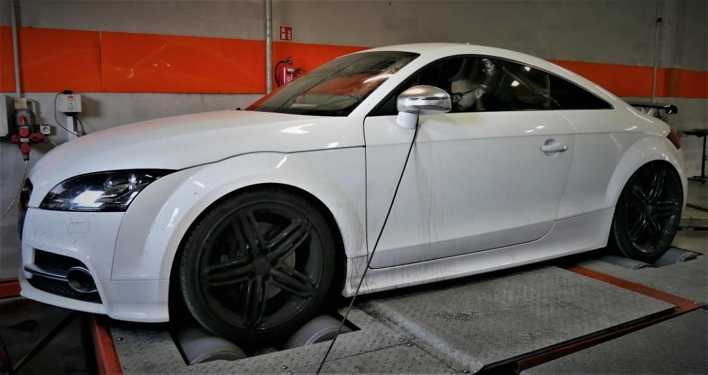 CHIPTUNING Audi TTS 8J 2.0TFSI CDL 2CHIPTUNING Audi TTS 8J 2.0TFSI CDL 272KM - STAGE 2 72KM - STAGE 2