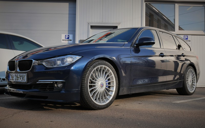 Chiptuning ALPINA D3 BITURBO 350KM – STAGE 1