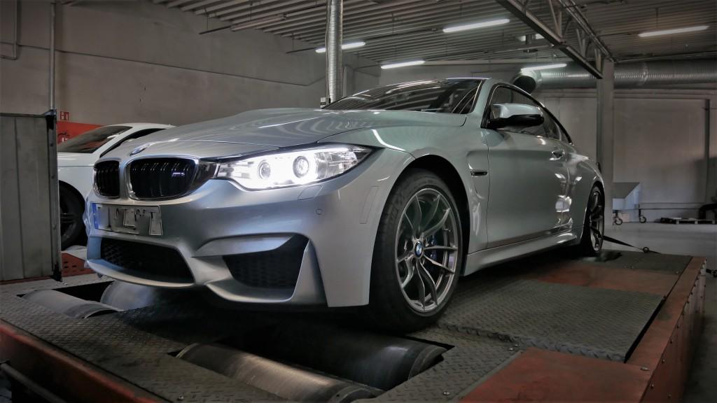 CHIP TUNING BMW M4 F82 431KM