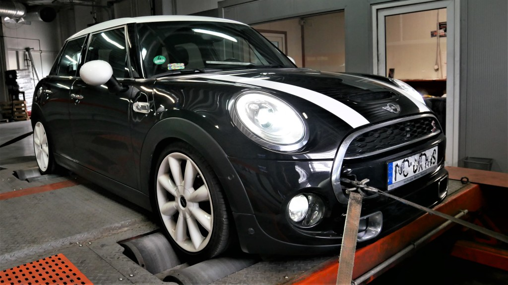 Chip Tuning Mini Cooper S
