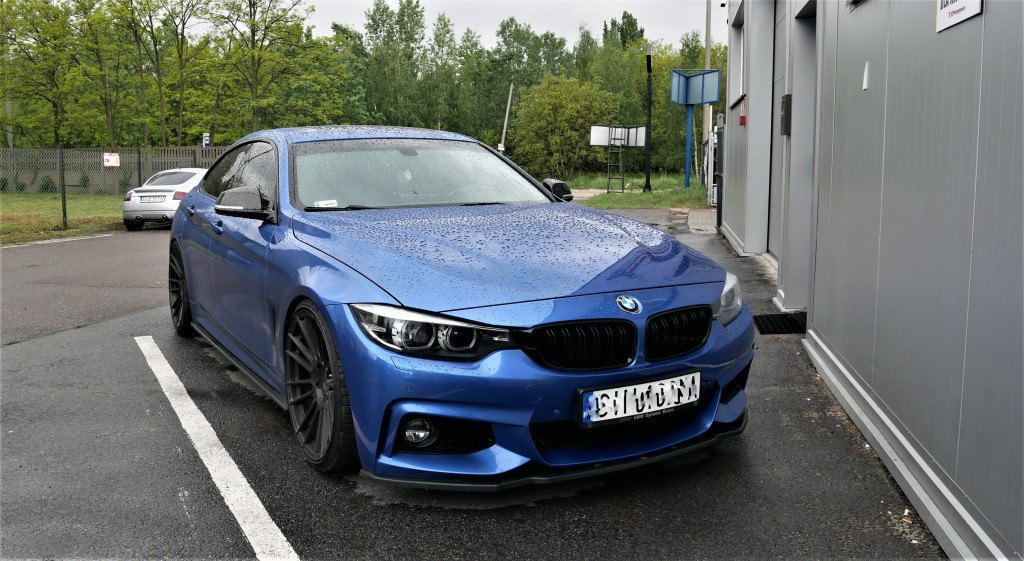 chiptuning bmw f36 435i stage 3