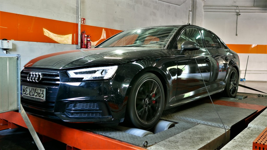 Chiptuning audi a4 b9 stage 2