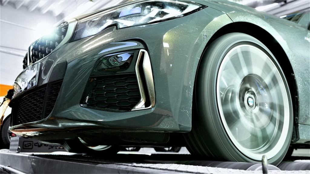 BMW G20 M340i większa moc