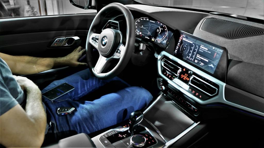 BMW G20 M340i racechip
