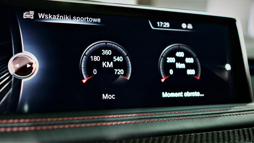 Chiptuning BMW F85 X5M