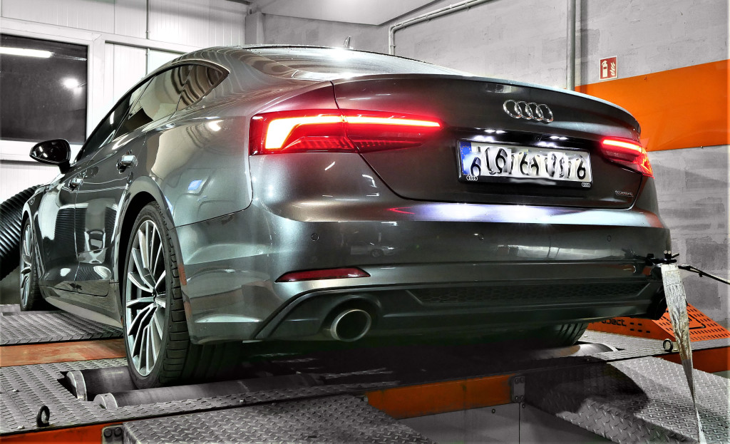 chip tuning file audi a5 stage 3 252hp