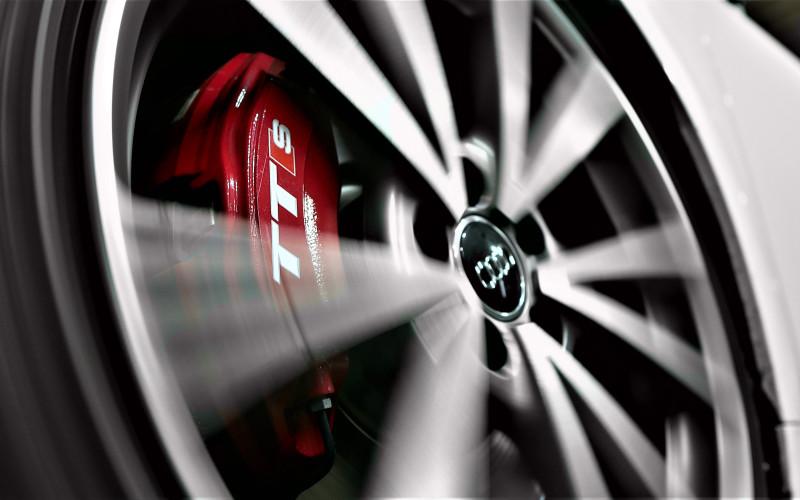 CHIPTUNING Audi TTS 8s 2.0TFSI 292KM – STAGE 1