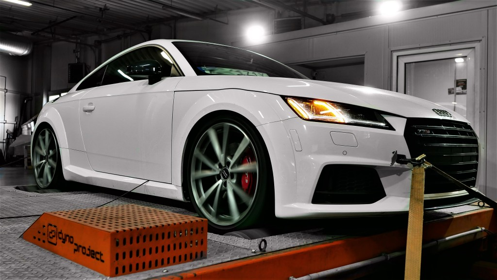 chip tuning file audi tts 292hp