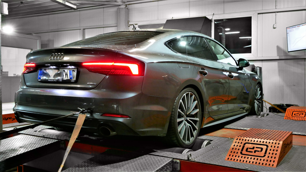 chiptuning file audi a5 252hp