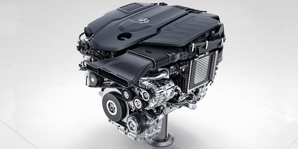 silnik 400d om656
