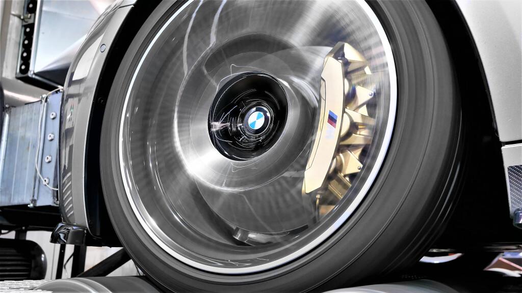 Chip tuning BMW M5 F90 625KM