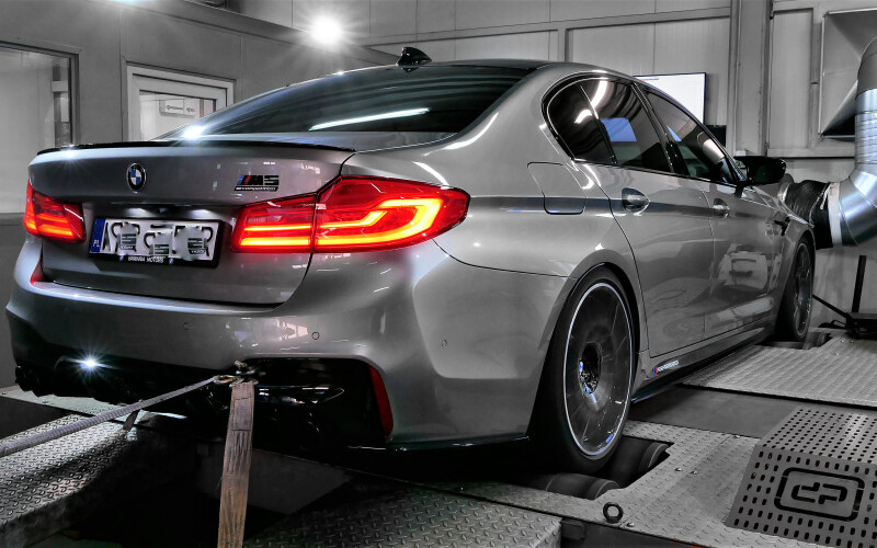 CHIP TUNING BMW M5 F90 625KM Competition – STAGE 1