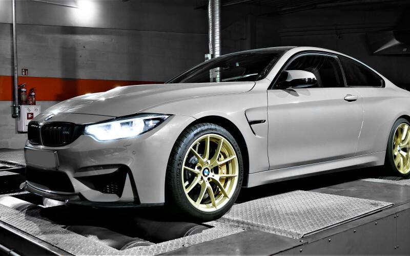 CHIPTUNING BMW M4 CS 460KM – STAGE 2
